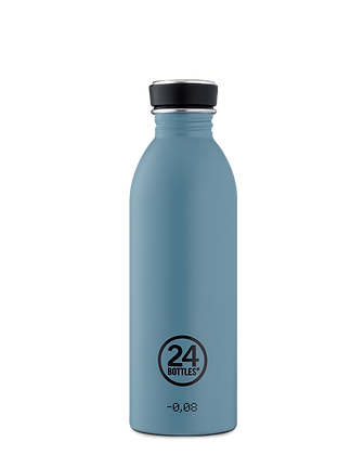 24 BOTTLES - Urban Bottles 500ml - Powder Blue