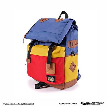 FORTITUDE OUTDOOR BACKPACK 2.0 (Colourful)