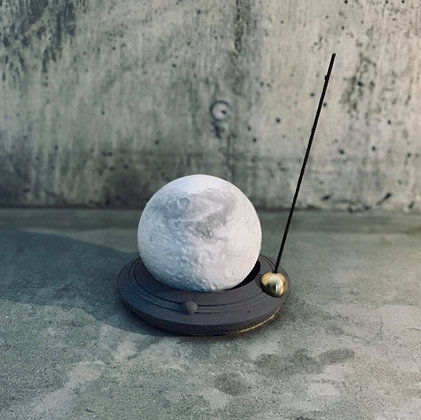 【MUDLAB 泥社】月球型態擴香石╱ 銀河線香座