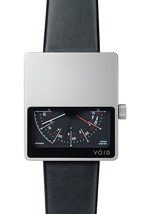 Void Watches - V02MKII-SI/BL