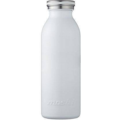 MOSH - Stainless Steel Bottle 450ml - White