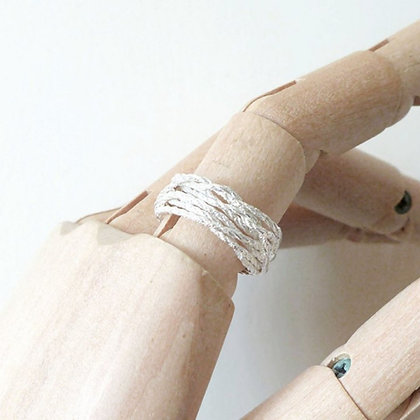 ShAnho - Wrapping Rope Ring