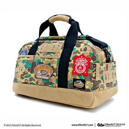 B. S. F. SOLIDARITY TRAVELING BAG (Army)