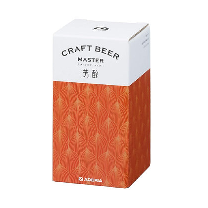 ADERIA - Craft Beer Glass 芳醇