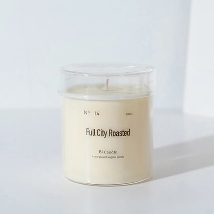 BECANDLE - 大豆蠟燭 Full City Roasted 200 ml