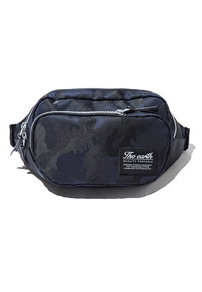 The Earth - J.Q WASIT BAG - Navy