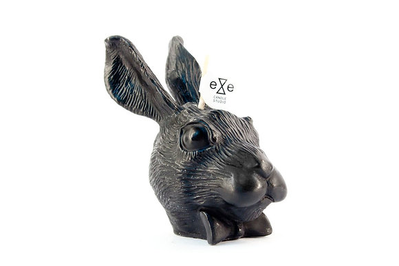 EYECANDLE - 黑色兔子造型蠟燭 RABBIT CANDLE