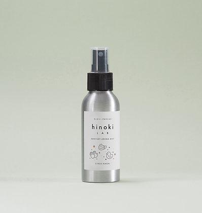 hinoki LAB - Sanitary Aroma Mist 100ml (Citrus)