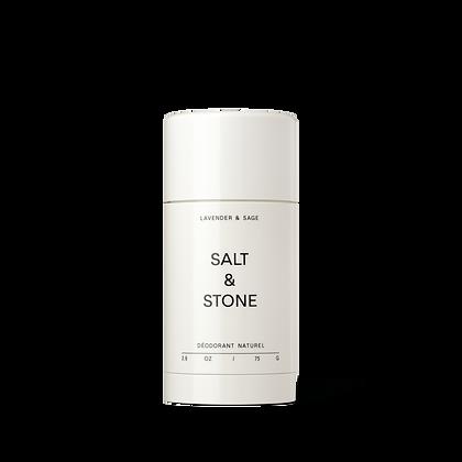 SALT & STONE - Deodorants Formula Nº 1 Lavender & Sage