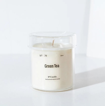 BECANDLE - 大豆蠟燭 Green Tea 200ml