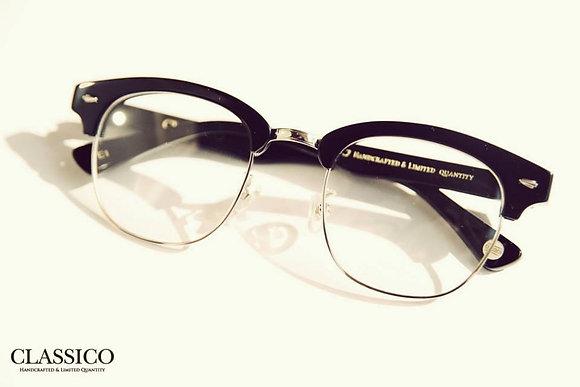 CLASSICO - E1 銀+碳黑