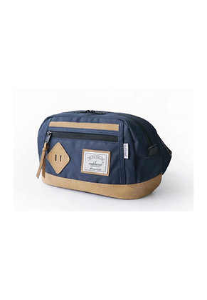 Matchwood Density Waist Bag - Blue
