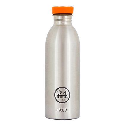 24 BOTTLES - Urban Bottles 500ml - Steel