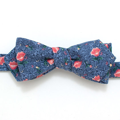GENERAL KNOT & CO. - 1960s Blush Buds Diamond Point Bow