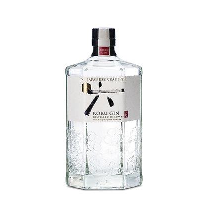 ROKU Japanese Craft Gin