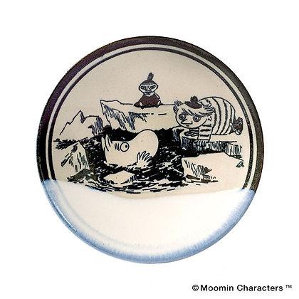 MOOMIN × amabro - Mashiko Pottery - Glaze - / Nukajiro