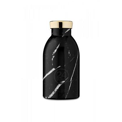 24 BOTTLES - Clima Bottles 330ml - Black Marble