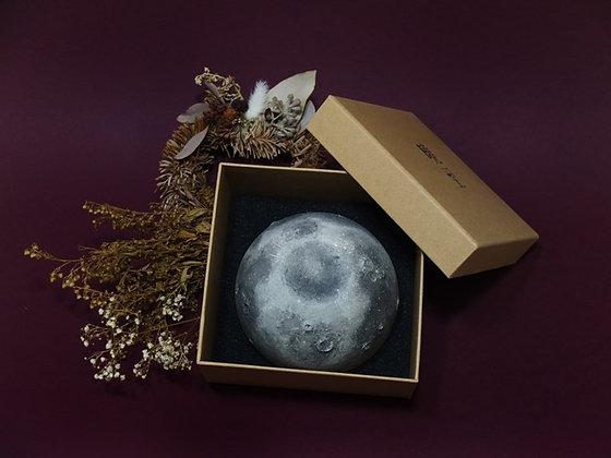 曉至 - 手製陶瓷月球碗 XS