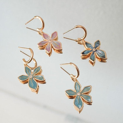 DREAMNICKER - Summer blooms earrings
