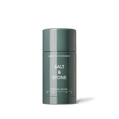 SALT & STONE - Deodorants Formula Nº 1 Eucalyptus & Cedarwood