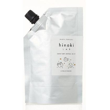hinoki LAB - Sanitary Aroma Mist Refil 200ml (Citrus)