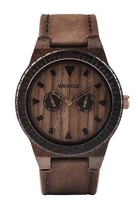 WEWOOD - LEO - Leather Chocolate