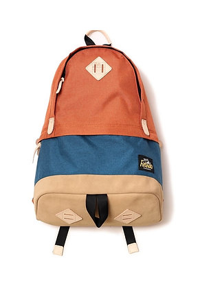 Filter017 Freely daypack - orange + blue
