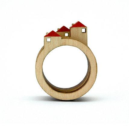 Landscape Rings - Houses