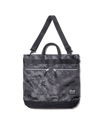 J.Q HELMET BAG - GREY