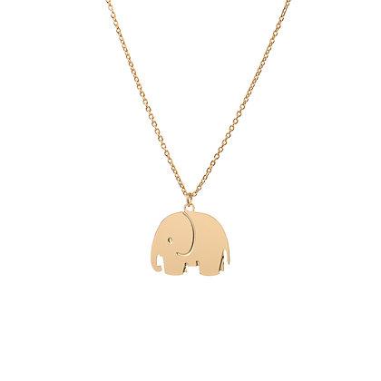 TITLEE - Collier ELEPHANT