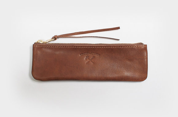 Tools to Liveby Pen Case (Brown)