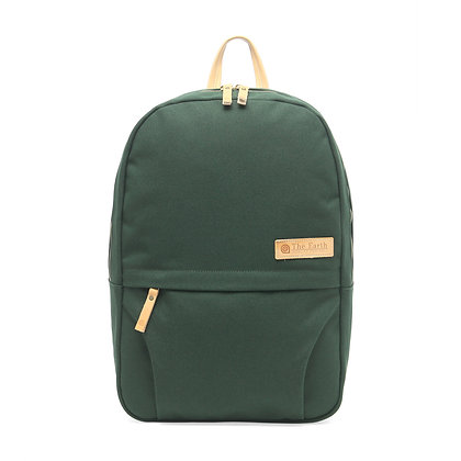 Canvas Daypack - Green
