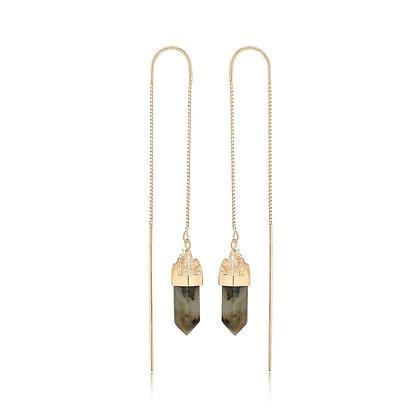 DREAMNICKER - The Peak Crystal Earrings