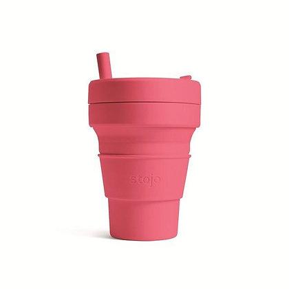 Stojo - biggie 16 oz cup - Peony