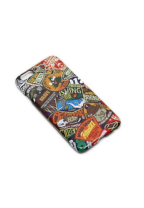 Filter017 Pop Patch Pattern iPhone 6/ 6S case
