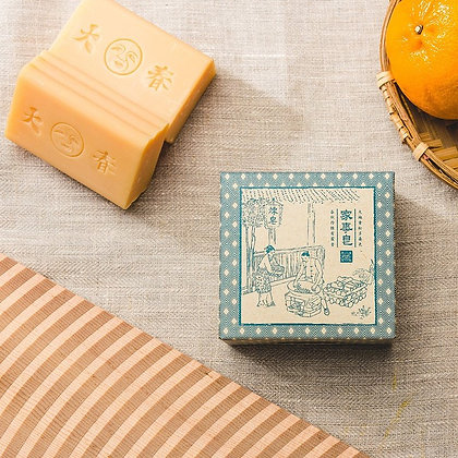 大春煉皂 - 衣柑二淨家事皂 . 無汙染の洗衣洗碗日常 (3入)