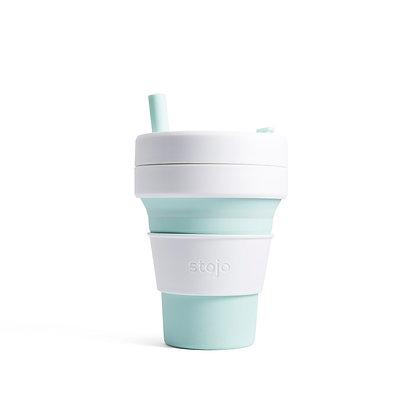 Stojo - biggie 16 oz cup - Mint