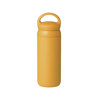 KINTO - DAY OFF TUMBLER Insulated Bottle Yellow