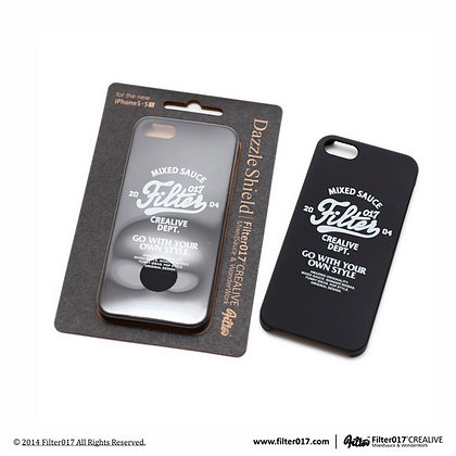 Vintage Fonts iPhone Case – 5/5S 復古字體手機保護殼