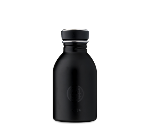 24 BOTTLES - Urban Bottles 250ml - Tuxedo Black