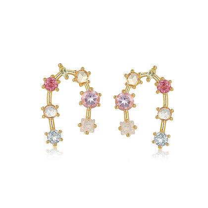 DREAMNICKER - Lucky Rainbow Earrings