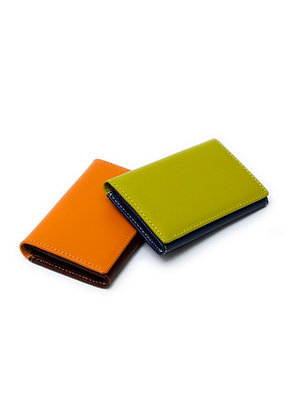 Filter017 Color Leather Card Case