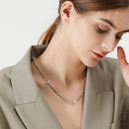 AGARIC GARDEN - Aura 雙尖水晶概念項鍊 眼鏡鍊 口罩鍊 多功能設計