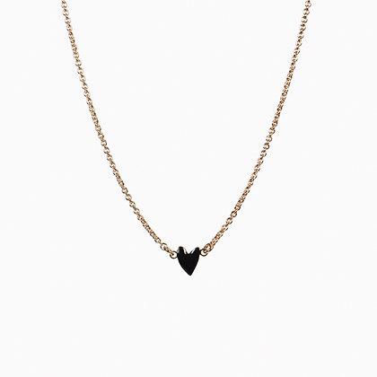 Titlee - Grant Necklace - Black