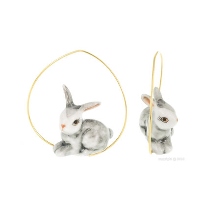Nach - Grey Rabbit Creoles