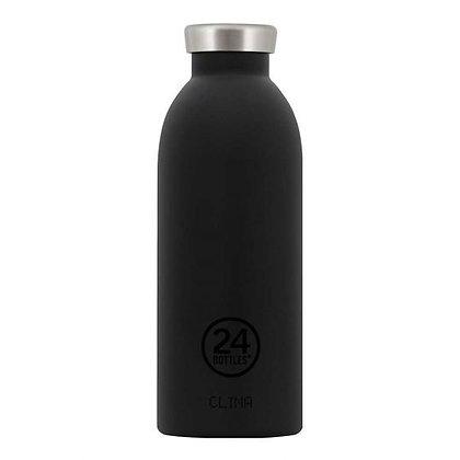 24 BOTTLES - Clima Bottles 500ml - Tuxedo Black