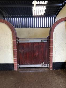 Stable Doorways