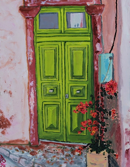Green Door: SOLD