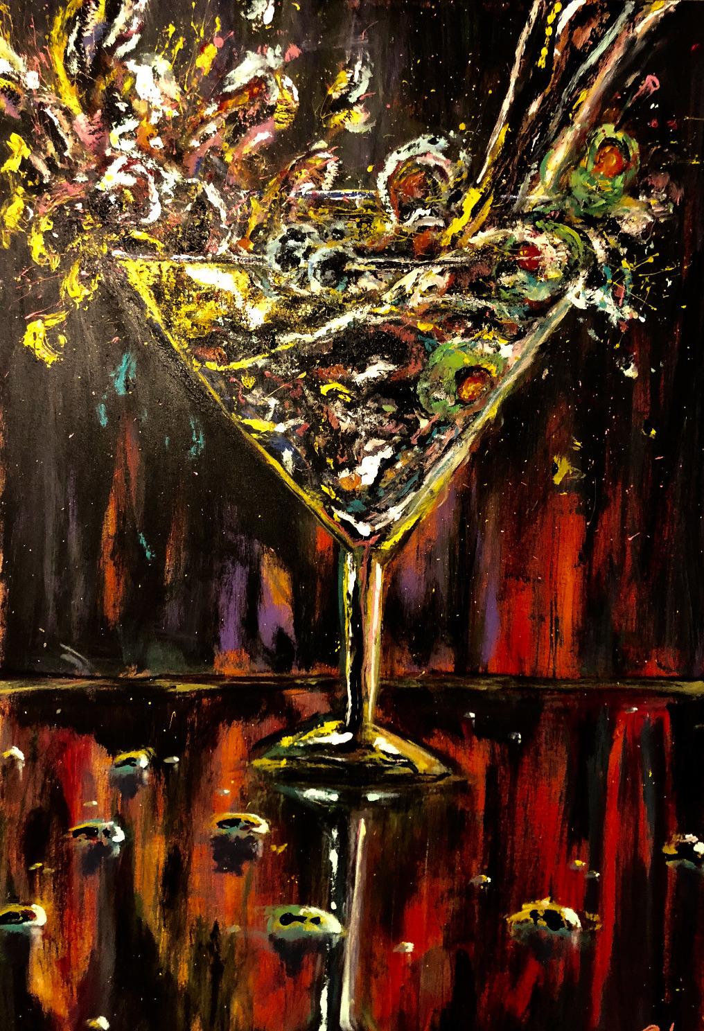 Splash Martini: SOLD