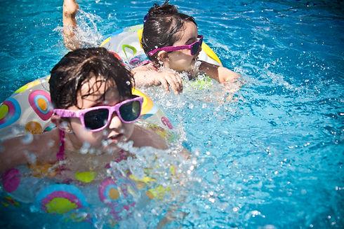 Kids Pool Tubes